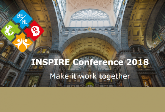 INSPIRE Conference 2018 - Antwerp